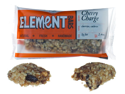 Box of 12 Cherry Charge Bars